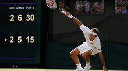 Victime d'une remontée hallucinante, Roger Federer est éliminé de