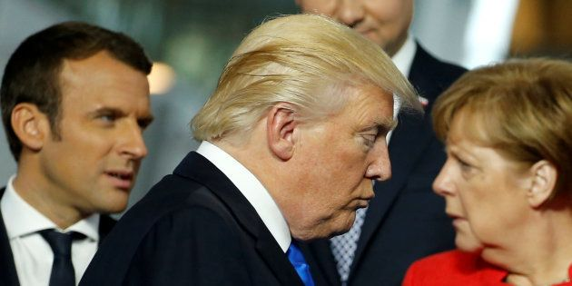 Très remonté, Trump ouvre les hostilités au sommet de l'Otan avec ses exigences
