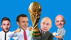 Macron peut-il remettre le trophée aux Bleus en cas de