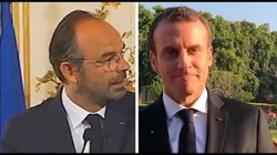 Emmanuel Macron abuse du franglais? Même Edouard Philippe semble le