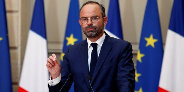Édouard Philippe (ici le 30 mai à l'Élysée) à la DGSI pour présenter un nouveau plan