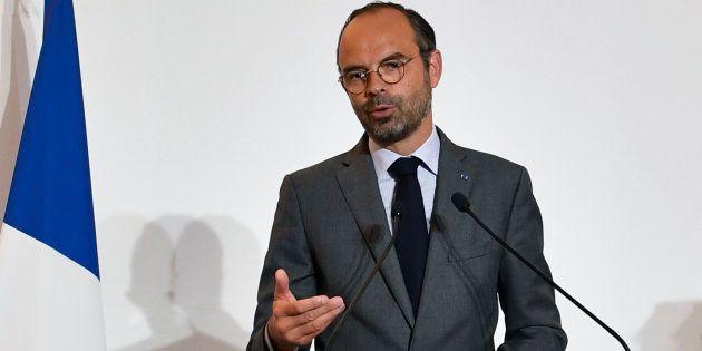Édouard Philippe (ici le 13 juillet à la DGSI) annonce la création d'une cellule de profilage des terroristes...