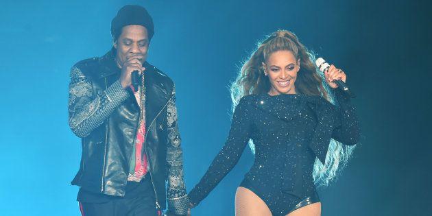 Beyoncé et Jay-Z en concert pour leur