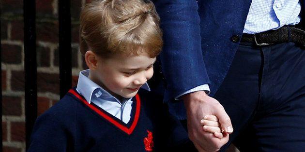 À Londres, l'homme qui avait incité à commettre un attentat contre le prince George condamné à la