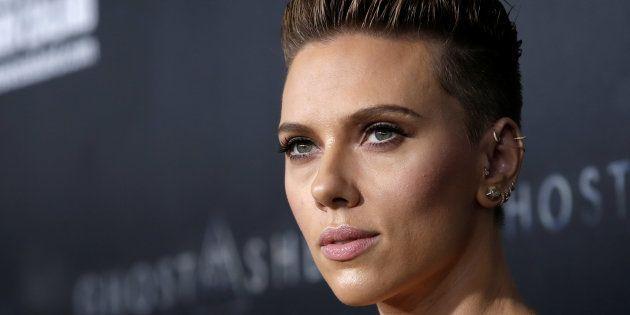 Scarlett Johansson renonce à jouer son personnage transgenre dans