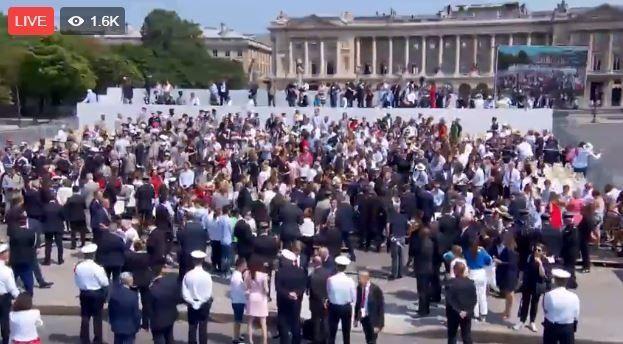 14 juillet 2018: revivez le défilé militaire sur les