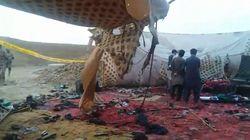 Plus de 120 morts dans un attentat-suicide au Pakistan, l'un des plus meurtriers des dernières