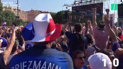 Revivez les buts de la finale France-Croatie du point de vue des