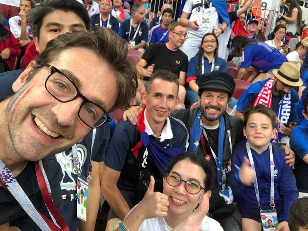 La France championne du monde: L'appel du kop, l'appel du