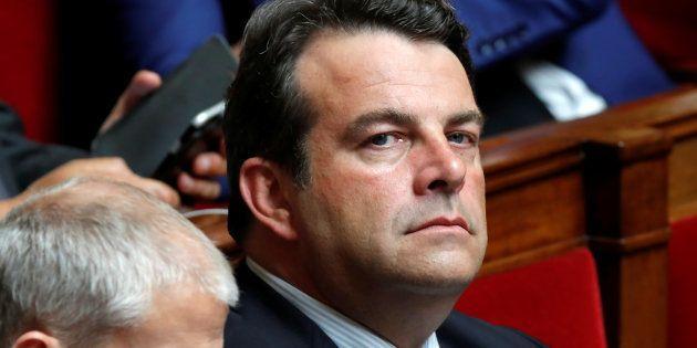 Le député Thierry Solère placé en garde à vue dans le cadre de l'enquête le visant pour fraude fiscale...