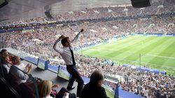 BLOG - Cette photo de Macron nous dit beaucoup du rôle du sport en