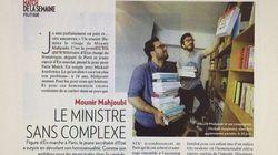 SOS Homophobie salue un reportage de Paris Match sur le ministre Mahjoubi et son