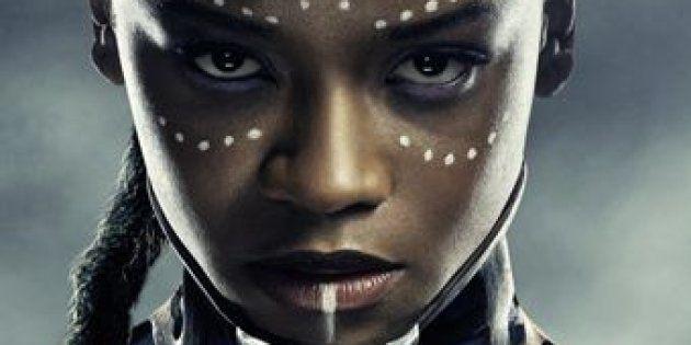 Shuri est la soeur du héros Black Panther, petit génie des