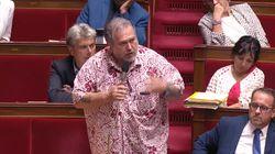 Un député de Polynésie cite son fils de cinq ans contre la réforme constitutionnelle, et l'anecdote vaut le