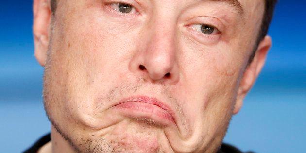 Elon Musk présente ses excuses à un spéléologue qu'il avait traité de pédophile sur