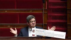 Affaire Benalla: Mélenchon déterre ce tweet de Macron sur les violences du 1er