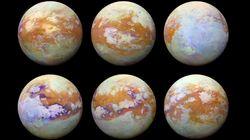 Dites merci à Cassini pour ces images magnifiques de Titan, la lune de