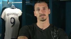Zlatan va porter le maillot de