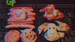 Le rap décalé de Greenpeace pour alerter sur la consommation de viande pendant la saison des