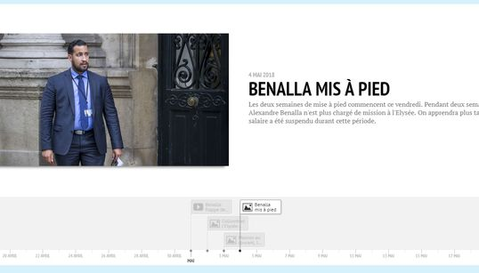 Affaire Benalla: La chronologie jour par jour pour tout