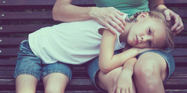 C'est décidé, j'apprends à moins culpabiliser de ne pas me consacrer davantage à mes enfants.