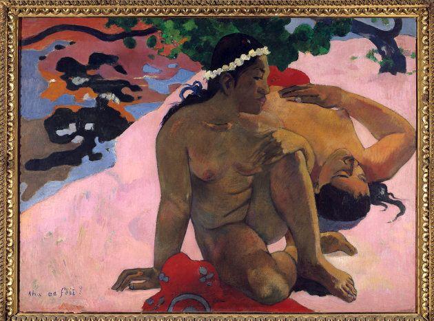Le film sur Gauguin aurait-il dû montrer sa