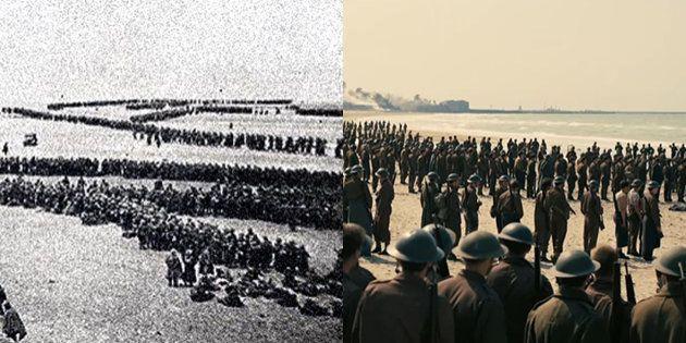 A gauche, mai 1940 / à