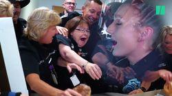 La vidéo de ces policiers qui parodient leur amour des donuts est devenue