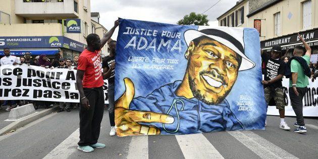 Adama Traoré: deux ans après sa mort, une marche pour dénoncer