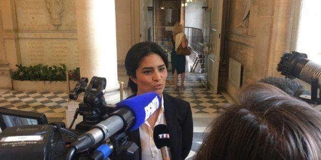 Sonia Krimi, députée LREM, se