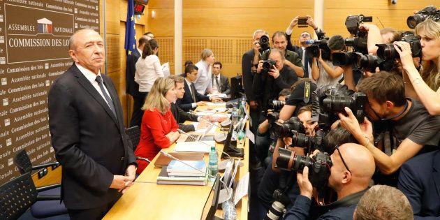 Revivez l'audition de Gérard Collomb à l'Assemblée sur l'affaire