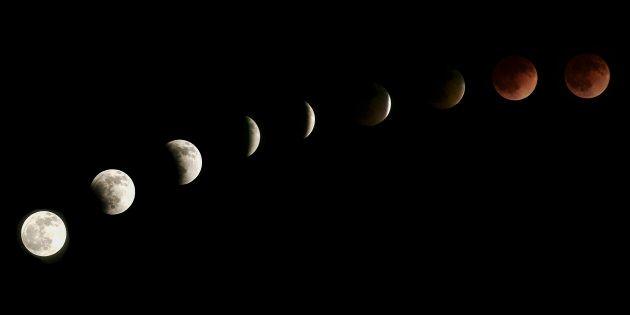 Mars s'invite pour l'éclipse lunaire la plus longue du siècle dans une rare