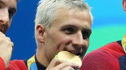 Le nageur Ryan Lochte, 16 fois champion du monde, suspendu 14 mois pour