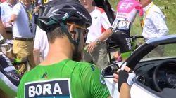 Ce geste de Sagan en dit long sur le climat tendu autour du dopage sur le
