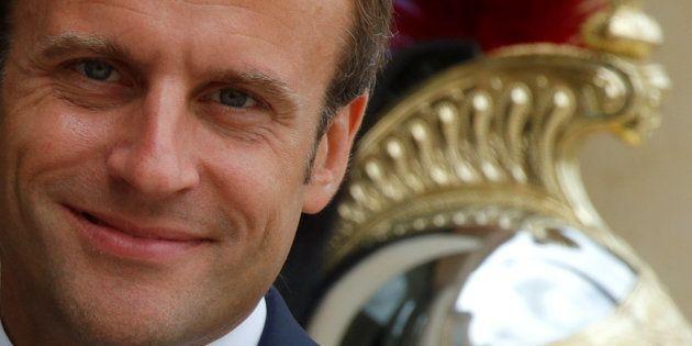 Dans l'affaire Alexandre Benalla, Emmanuel Macron est