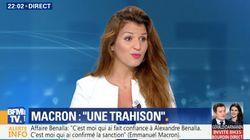 Macron a expliqué: Benalla