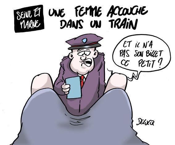 L'évènement qui a perturbé le trafic d'un train entre Paris et