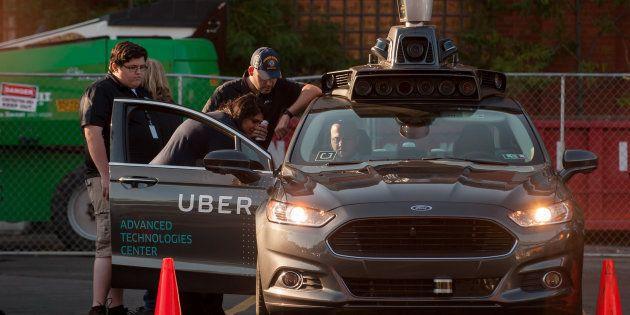 Uber reprend très prudemment ses essais de voiture autonome... en mode