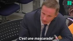 Echanges houleux et Dupont-Aignan qui claque la porte, fortes tensions à la commission d'enquête sur