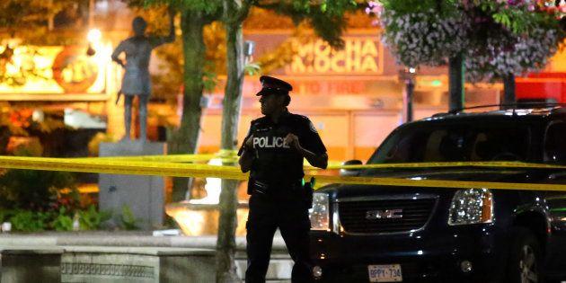 Toronto: Daech revendique l'attaque qui a fait deux