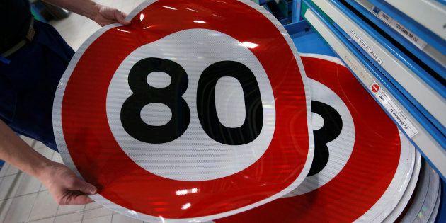 Les députés anti 80 km/h perdent leur recours contre la mesure de