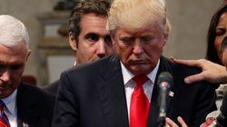 Un enregistrement de Trump et son avocat, au sujet d'une