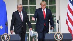 Trump et Juncker trouvent un accord pour atténuer la guerre commerciale entre États-Unis et