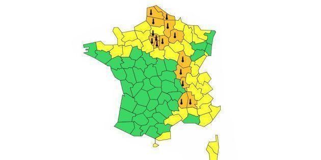 Canicule: Météo-France place 18 départements en vigilance