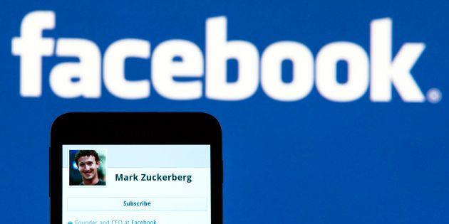 Facebook: Vous ne devinerez jamais combien votre compte personnel lui rapporte tous les