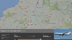 Un vol Paris-Pékin d'Air China fait demi-tour après une fausse alerte
