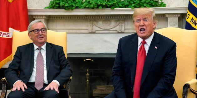 3 raisons pour lesquelles Donald Trump a probablement dupé Jean-Claude