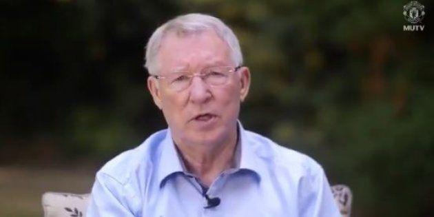 Sir Alex Ferguson va mieux et remercie les médecins qui l'ont