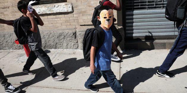 États-Unis: 700 enfants migrants sont encore séparés de leurs parents après l'expiration du délai de