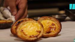 Pastéis de nata: la recette du succès de cette pâtisserie portugaise que l'on retrouve